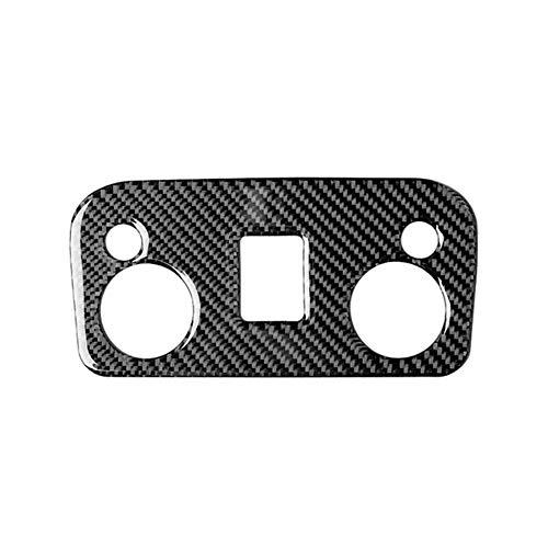 XHXseller Ersatz-Abdeckung für Autodach, staubdicht, Ersatz-Lichtabdeckung, abnehmbar, leicht zu installieren, Ersatzschutz für Ford Mustang 2015-2019