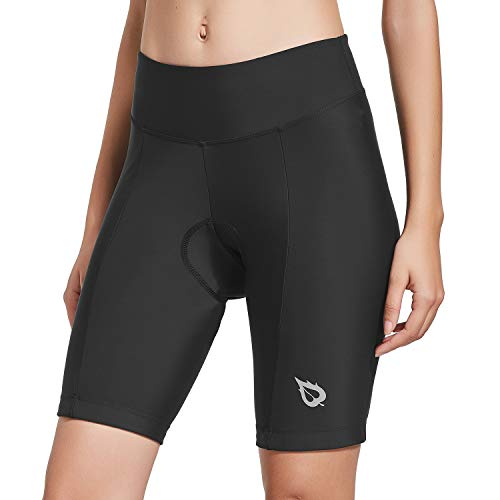 BALEAF Womens Bike Shorts with Padded Wide...