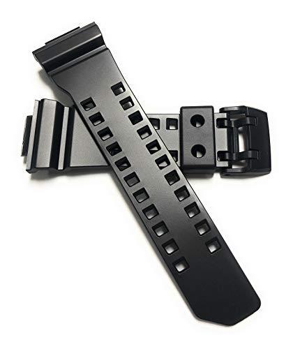 CASIO 10477026 Resin Watch Band for G-SHOCK BIG CASE GA-400 GA400-1A GA400GB-1A