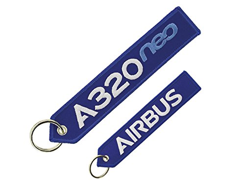 Airbus-Shop Official Porte Clés A320Neo Remove Before Flight