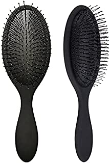 BananaHome Hair brush anti-static massage comb for all hair types - for Women, Men, Wet And Dry Hair ,Curly Straight Long ...