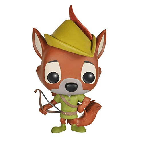 TN Studio Funko Pop Pop Movie : Robin Hood 3.9inch Vinyl Gift for Boys Cartoon Fans Chibi,10CM