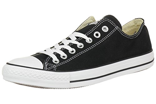 Converse Chuck Taylor All Star Ox Negro Canvas