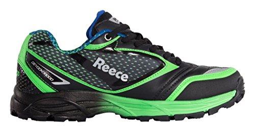 Reece Hockey Devoon Hockey Schuh - BLACK-GREEN, Größe #:6