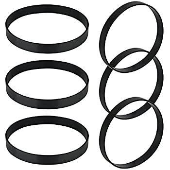 Fullclean Belt Replacements for Bissell 3031120 - 6 Pack Replacement Belt for Bissell 7 9 10 12 14 16 Belts,Replace Part 3031123 3031120 32074