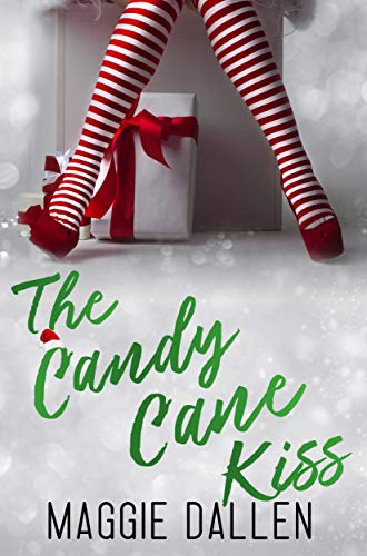 Book Cover for The Candy Cane Kiss