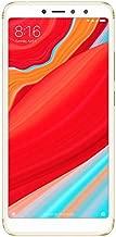 Xiaomi Redmi S2 - (ثنائي SIM) مع ذاكرة الوصول العشوائي 3جيجا والتخزين 5. 99 بوصة Android 8.1, MIUI 9 UK إصدار SIM-Free هاتف ذكي - ذهبي (الإنشاء الرسمي البريطاني)