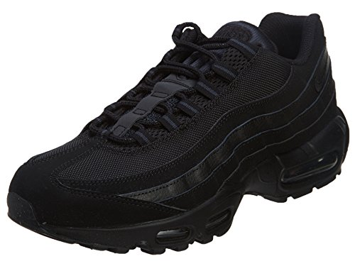 Nike Air Max 95, Herren Laufschuhe, Black (Black/black-anthracite 092), 45.5 EU