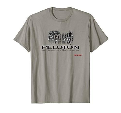 Peloton Cycling Tee Shirt