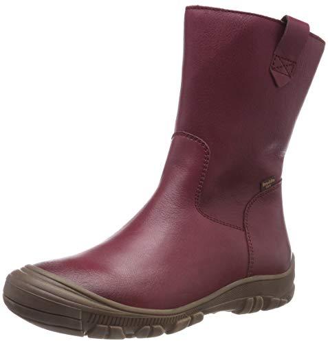 Froddo Mädchen Girls Boots G3160093-6 Schneestiefel, Rot (Bordeaux I28), 25 EU