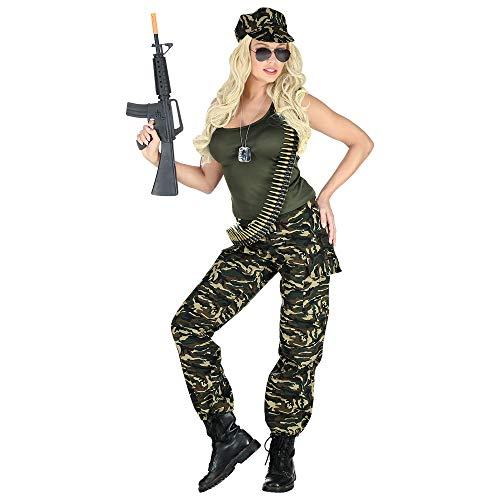 Widmann Damenkostüm Soldatin