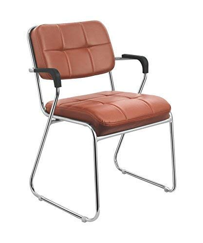 Da URBAN Study Chair with Arms (Brown) (1 Pc)
