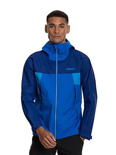 Berghaus Herren Jacket Sky Hiker Gore-Tex, Lapis Blue/Sodalte Blue/Brilliant Blue, S, 4A000837DO1