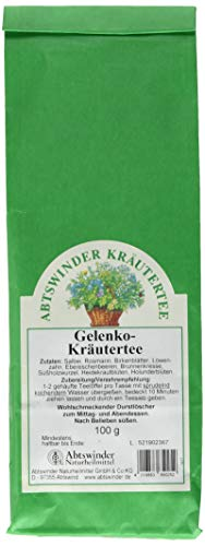 Abtswinder Naturheilmittel Gelenko-Kräutertee 100 g Blockbodenbeutel