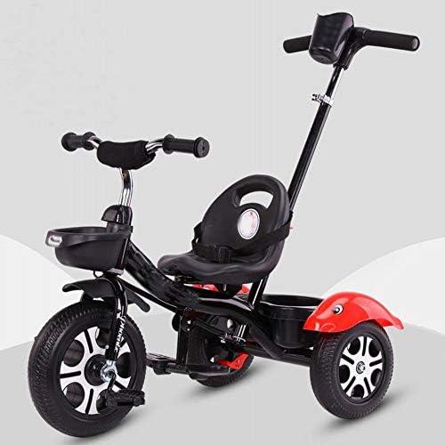 GZ Kinder Dreirad Baby Fahrrad Fahrrad 1-3-5-2-6 Jahre Alt Größe Tragbare Kinderwagen