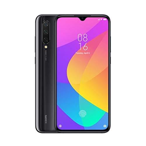 "Xiaomi Mi 9 Lite 128GB + 6GB RAM, 6.39"" AMOLED FHD+ LTE 48MP AI Triple Camera Factory Unlocked Smartphone - Global Version (Onyx Grey)"