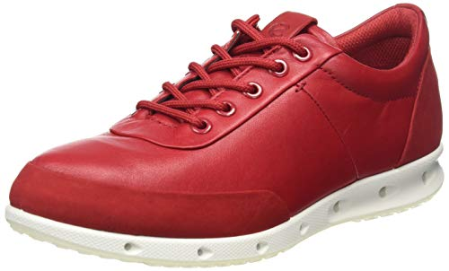 ECCO Damen Cool Sneaker, Rot (Chili Red 51183), 41 EU