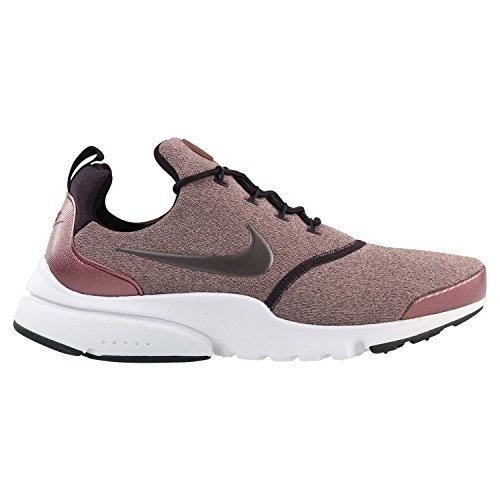 NIKE Women's Presto Fly SE Running Shoe (6.5 B(M) US, Port Wine/MTLC Mahogany-Particle Pink)