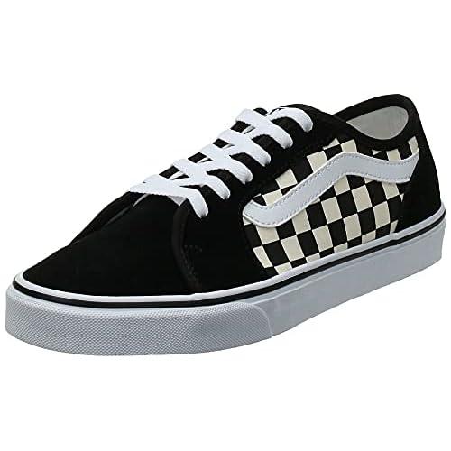 Vans Filmore Decon, Scarpe da Ginnastica Uomo, Multicolore (Checkerboard/Black/White 5Gx), 42 EU