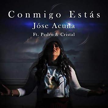 Conmigo Estás (feat. Cristal & Pedro)