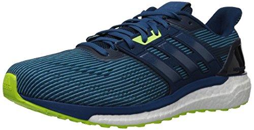 adidas Men's Supernova m Running Shoe, Vapour Blue/Blue Night/Core Blue, 12 Medium US