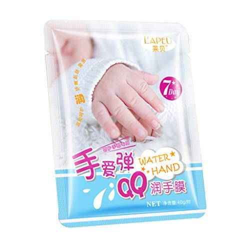 1 par guantes blanqueadores hidratantes antiarrugas