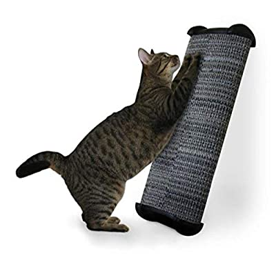 Lean-it Scratching Post Wide 20-Inch, Colors May Vary