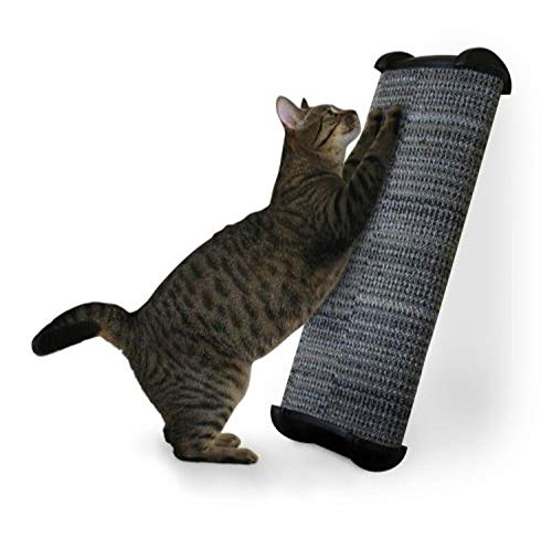 Lean-it Scratching Post Wide 20-Inch   Chewy