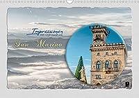 Impressionen - von und rund um San Marino (Wandkalender 2022 DIN A3 quer): San Marino einmal anders betrachtet (Monatskalender, 14 Seiten )