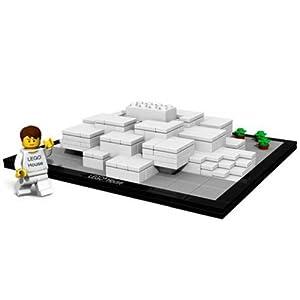 Amazon.co.jp - LEGO LEGO House Limited Editions LEGO House Billund, Denmark 4000010 (レゴ ハウス)