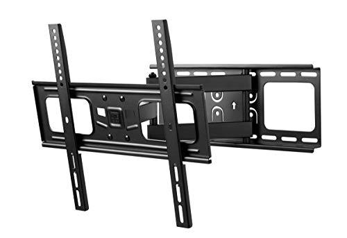 One For All TV-Wandhalterung - Schwenkbar 180°/Neigbar/Ausziehbare Fernseher Halterung - 4K OLED QLED LED Flachbildfernseher - 32 bis 65 Zoll - VESA 200x10 bis 400x400 –max. 50 kg – WM4452