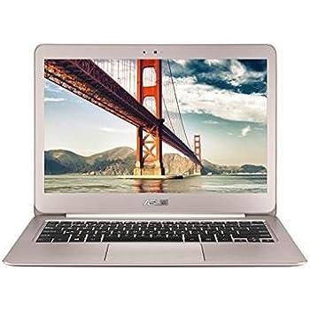 ASUS ZenBook UX305UA 13.3-Inch Laptop (6th Generation Intel Core i5, 8GB RAM, 256 GB SSD, Windows 10), Titanium Gold