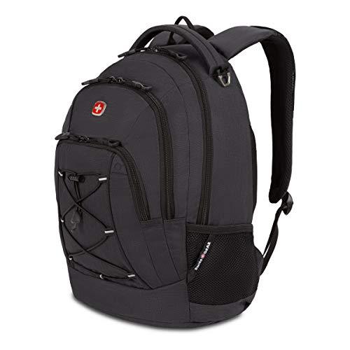 SwissGear 1186 Laptop Backpack, Grey (Laptop Version)