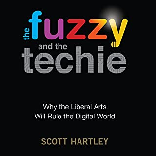 Couverture de The Fuzzy and the Techie