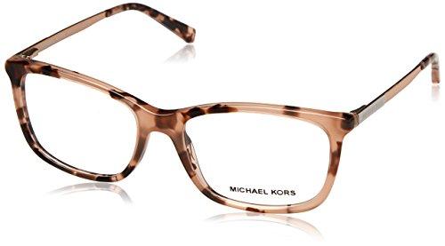 Michael Kors VIVIANNA II MK4030 Eyeglass Frames 3162-52 - Pink Tortoise MK4030-3162-52