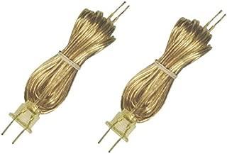 Westinghouse Lighting 70105 8' Cord Set - 2 Pack