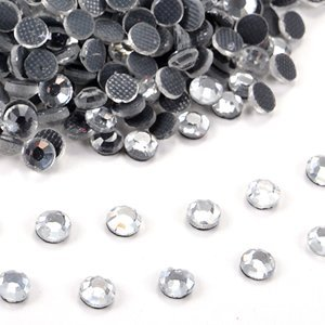 1440 strass termoadesivi Hotfix Diament trasparente