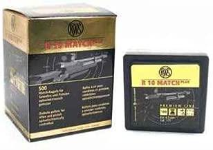 RWS R10 Match Plus Premium Line .177 Caliber Pellet Gun Pellets (500 Count)