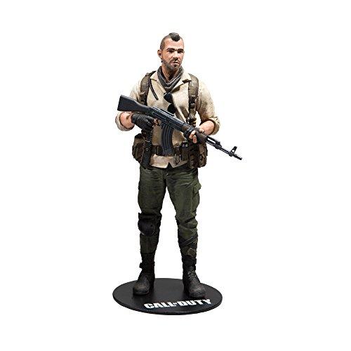 Call of Duty 10402Action Figure, Grigio, Crema