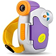 Video Camera Camcorder for Kids Kids Digital Camera, 1080P Full HD Digital Video Camcorder Gift for Boys and Girls 5MP with Battery