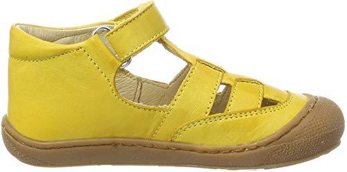 Naturino Unisex Baby WAD Sandalen, Gelb (Giallo 0g04), 24 EU