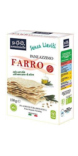 Sottolestelle Pane Azzimo di Farro - 200gr