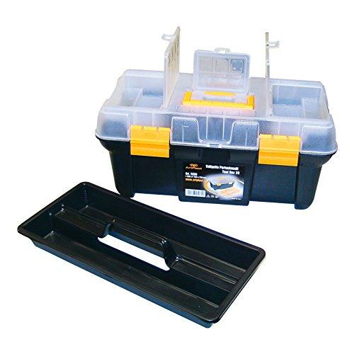 DEMA Werkzeugkoffer m. Sortimentsfäche