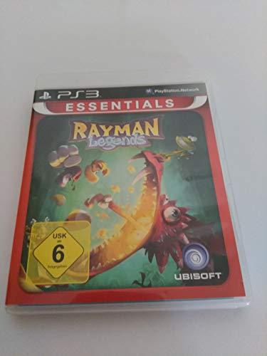 Rayman Legends playstation 3 [Importación alemana]