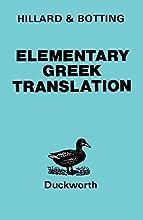 Elementary Greek Translation
