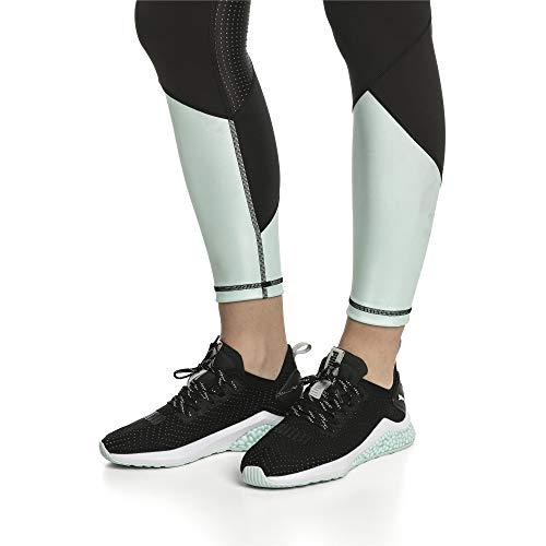 Puma Hybrid Nx Tz, Zapatillas de Running Mujer, Negro Black-Fair Aqua-Pale Pink, 42 EU