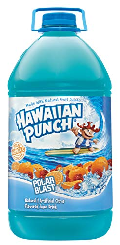 Hawaiian Punch Polar Blast, 128 oz