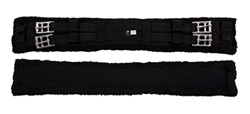 "Horse Fare Products Comfy Fleece Dressage Girth (26"")"