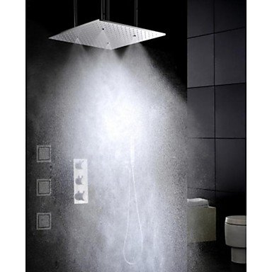 Where to buy Thermostatic Chrome Atomizing And Rainfall Shower