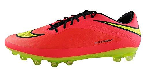 Nike Hypervenom Phatal AG, Botas de fútbol Hombre, Fucsia, EU 42 (US 8.5)